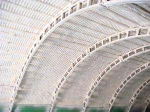 Овощехранилище - готовый объект после теплоизоляции