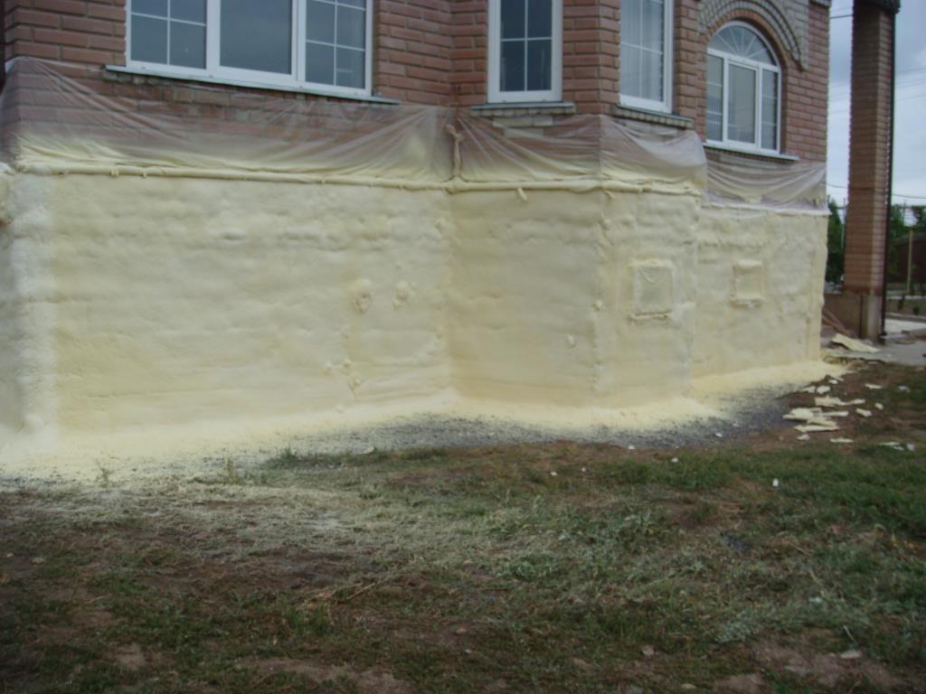 Утепление стен и теплоизоляция фасадов