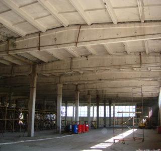 Теплоизоляция склада