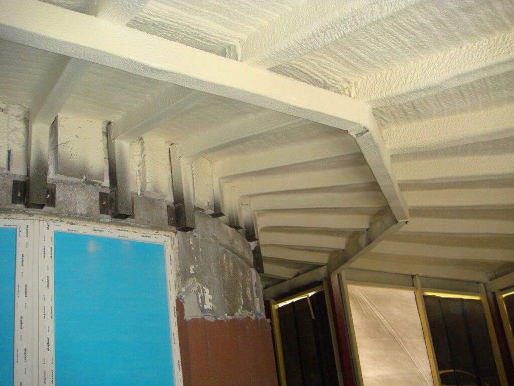 Теплоизоляция пристройки магазина (Одесса)
