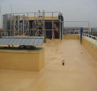 гидроизоляция крыш